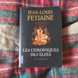 Les chroniques des Elfes (l'intégrale) de Jean-Louis Fetjaine